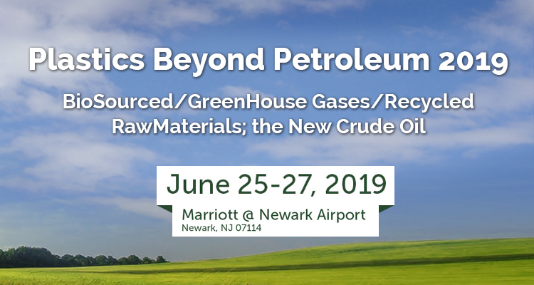 Plastics Beyond Petroleum 2019